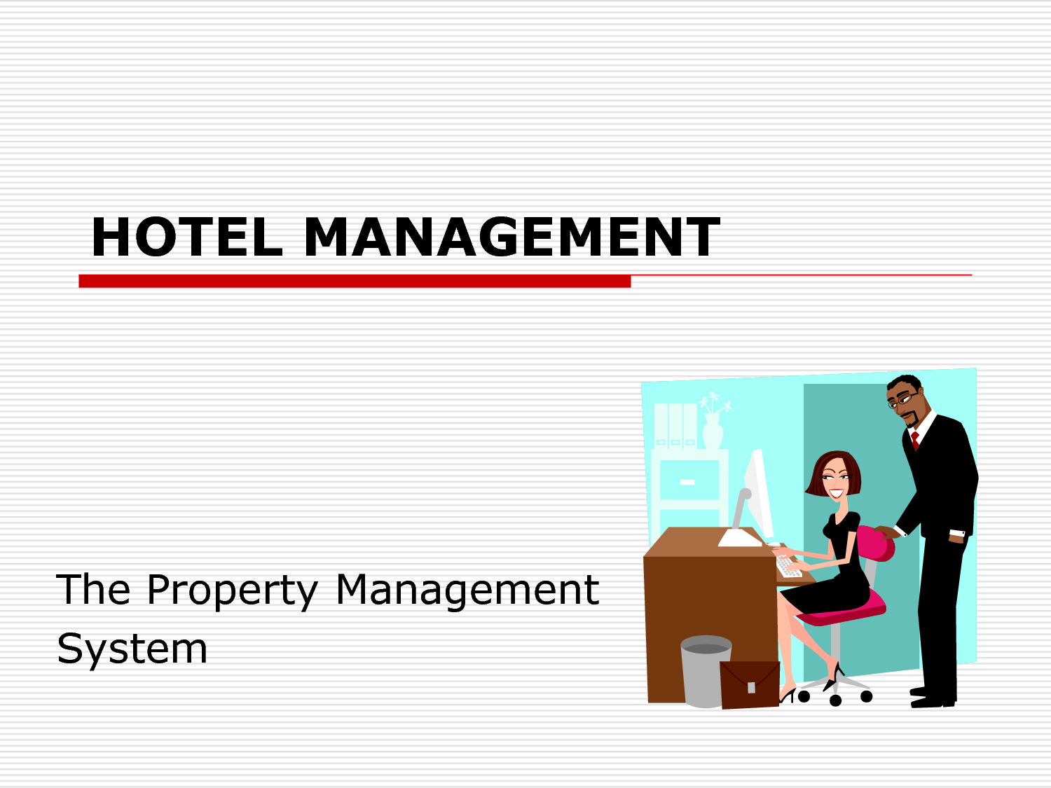 What Is Hotel Management System Software
